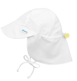 iPlay iPlay Swim - Flap Sun Protection Hat White