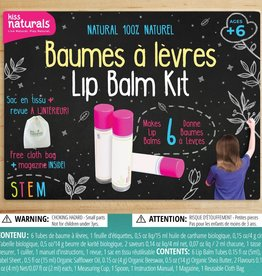 Kiss Naturals Lip Balm Kit