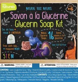 Kiss Naturals Glycerin Soap Kit