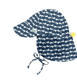 iPlay iPlay Swim - Flap Sun Protection Hat - Whale