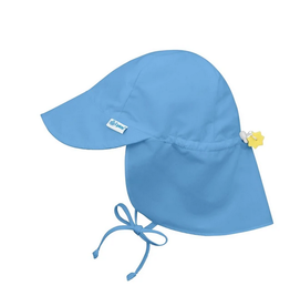 iPlay iPlay Swim - Flap Sun Protection Hat - Light Blue