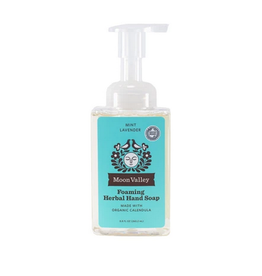 Moon Valley Foaming Hand Soap - Mint Lavender
