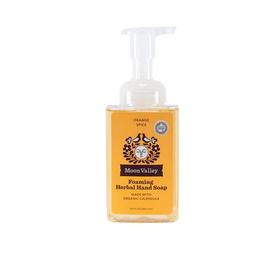 Moon Valley Foaming Hand Soap - Orange Spice