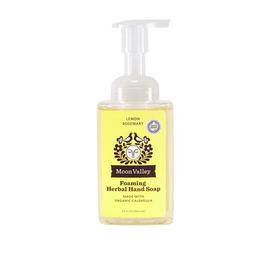 Moon Valley Foaming Hand Soap - Lemon Rosemary