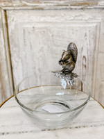 Serving Bowl - Squirrel Nut Glass