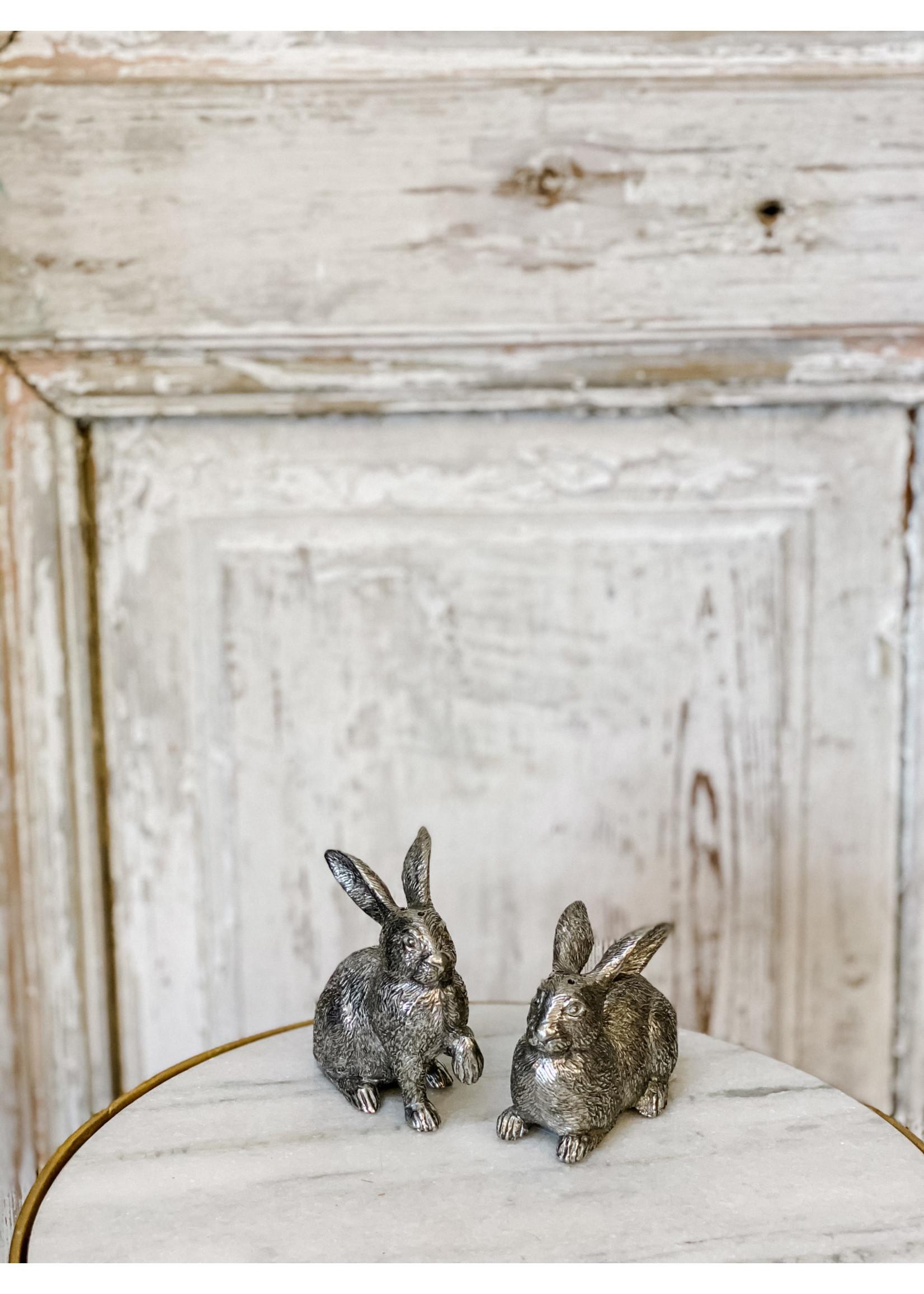 Salt & Pepper Set - Wild Hare