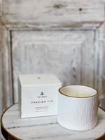 Thymes Frasier Fir - Gilded Ceramic Poured - Petite