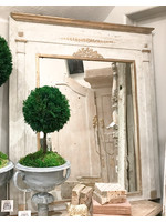 Antique Trumeau Mirror from the South of France