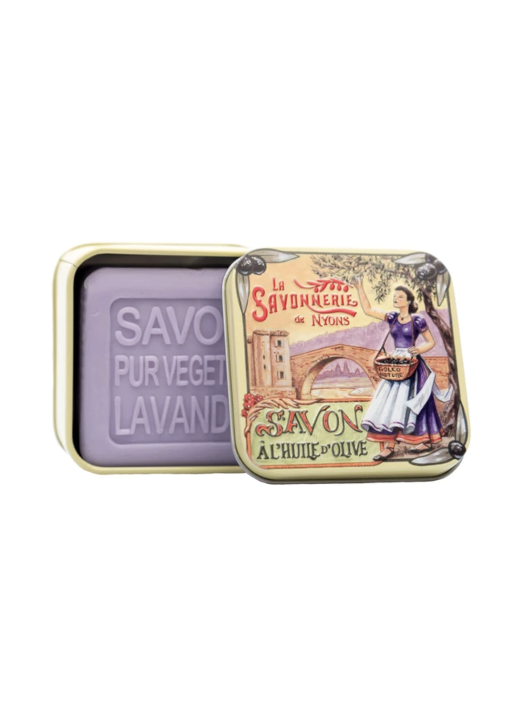 Soap in a Tin