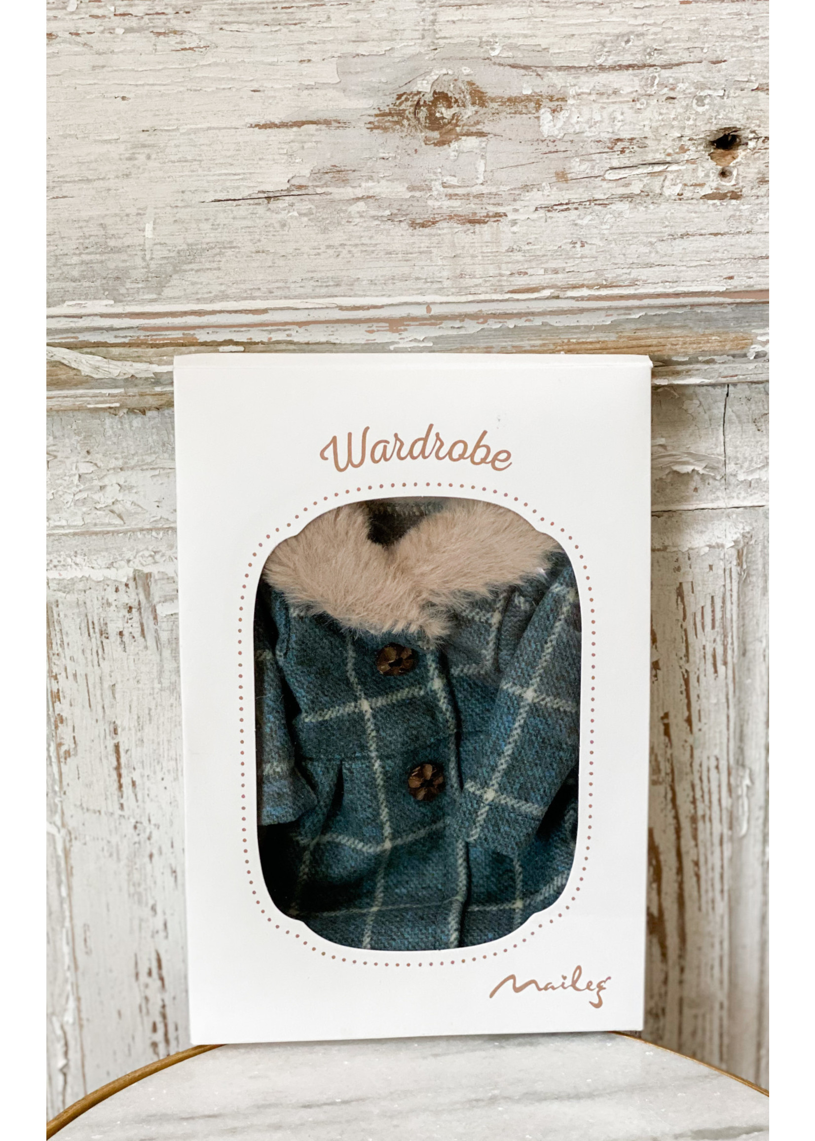 Maileg Best Friends Clothes - Wool Coat