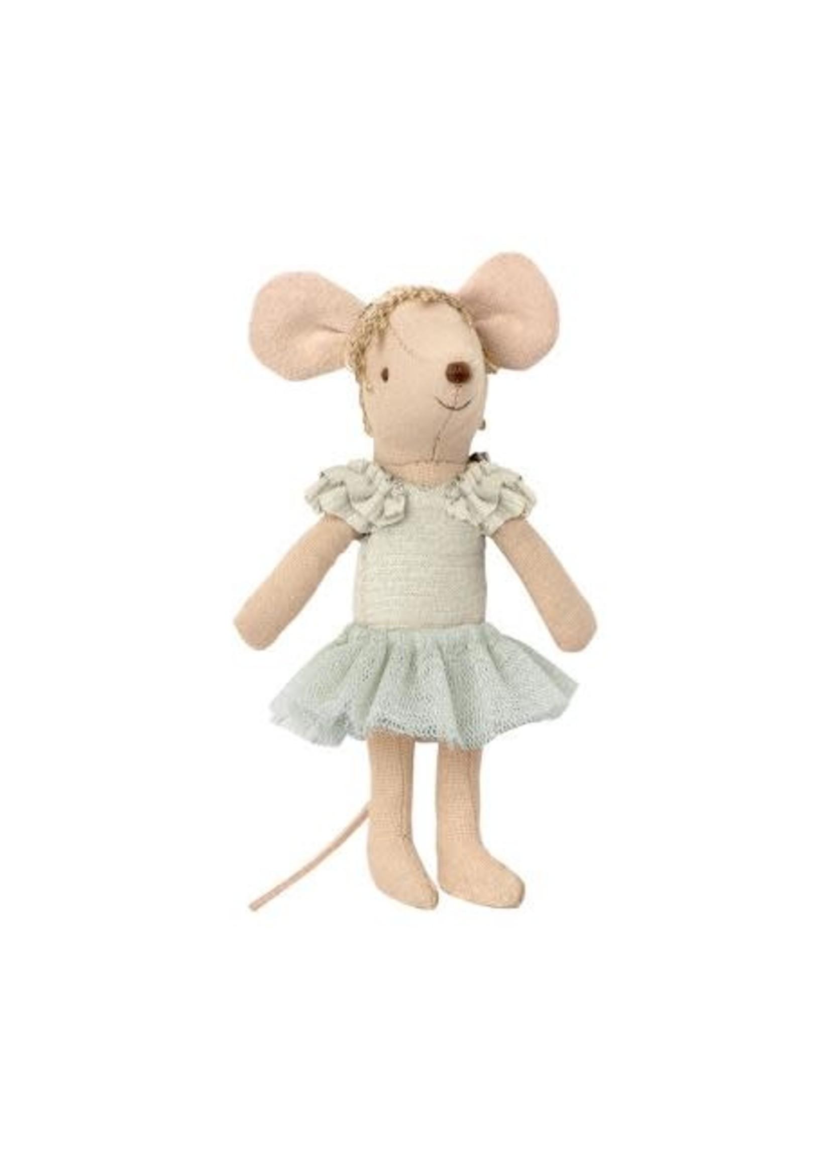Maileg Big Sister Mouse - Swan Lake Dancer