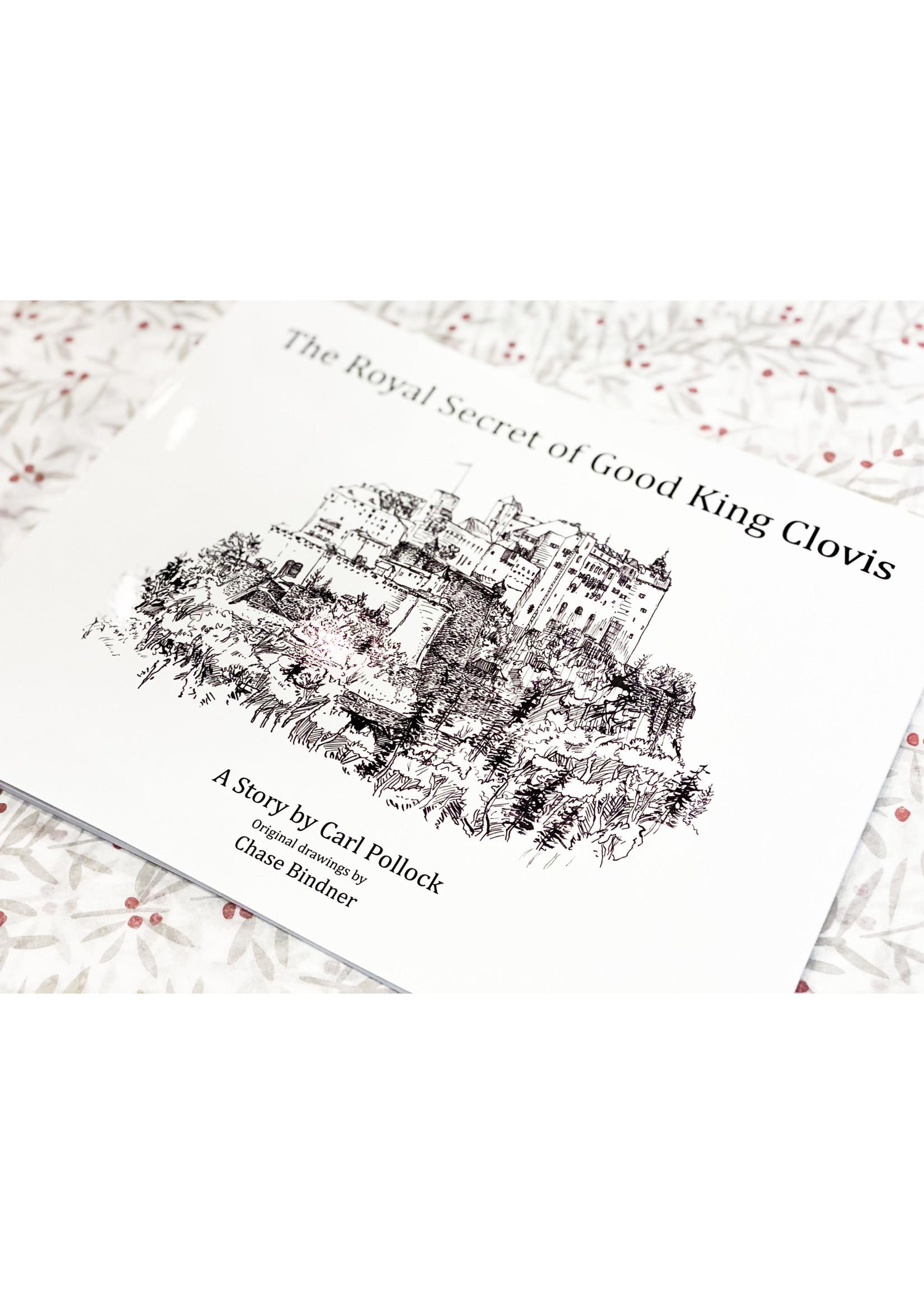 Carl Pollock The Royal Secret of Good King Clovis