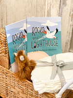 Carl Pollock Local Author & Illustration - Rocko and the Lighthouse