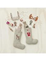 Coral and Tusk Stocking - Small - Rudolph