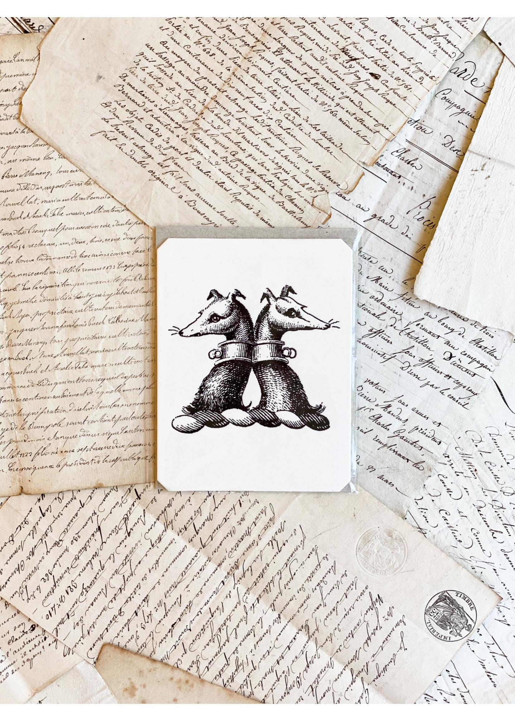 Social Card - Friends