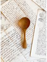 Teak - Spoon - Pouring