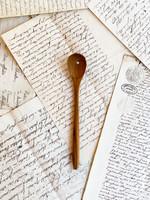 Teak - Olive Spoons
