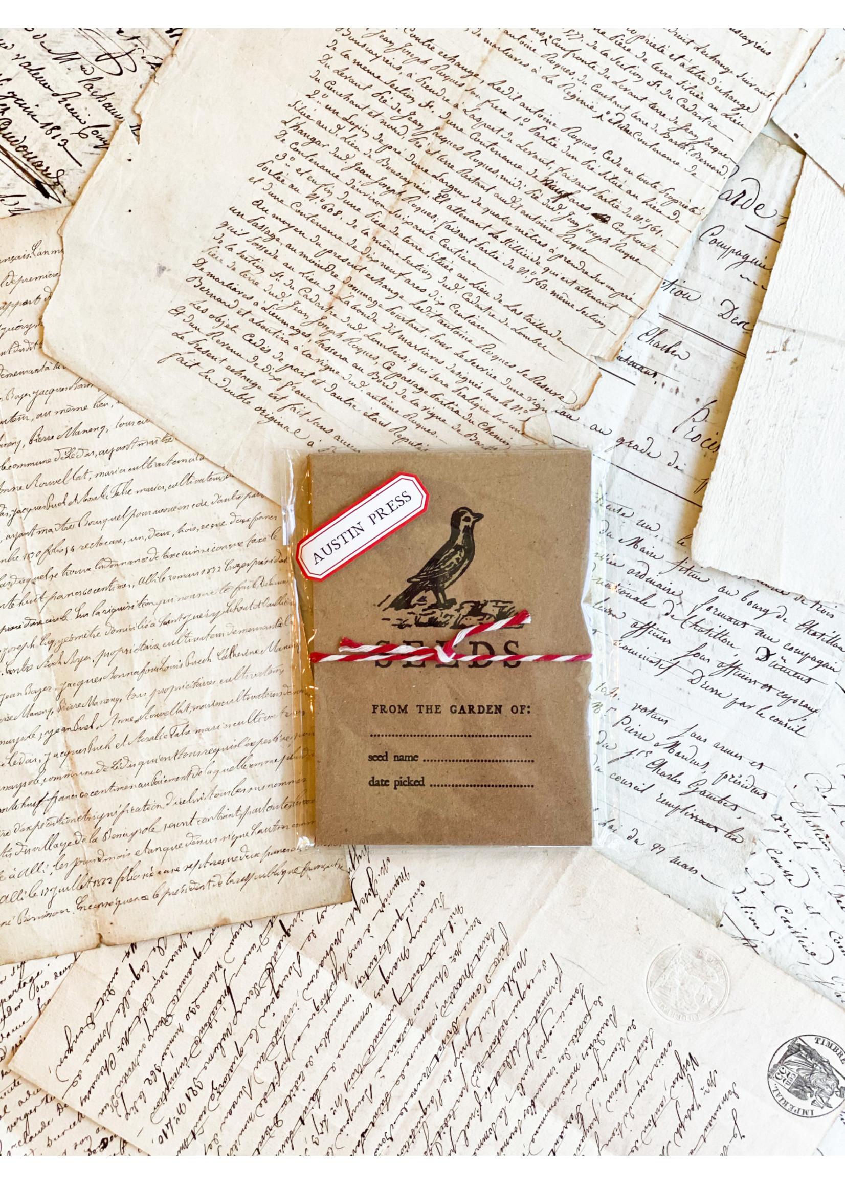 Seed Sharing Envelopes