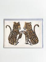 Coral and Tusk Card - Jaguar Love