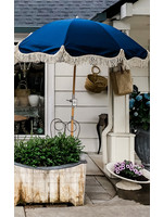 Premium Beach Umbrella - Boathouse Navy