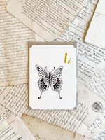 Flash Card - I for Insect