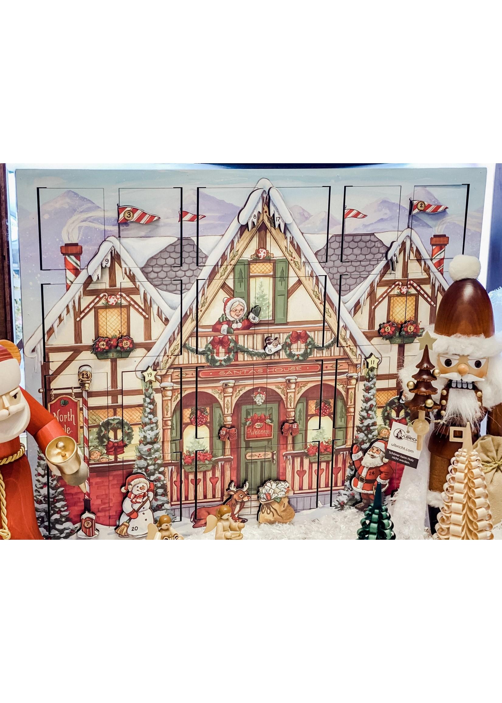 North Pole Advent