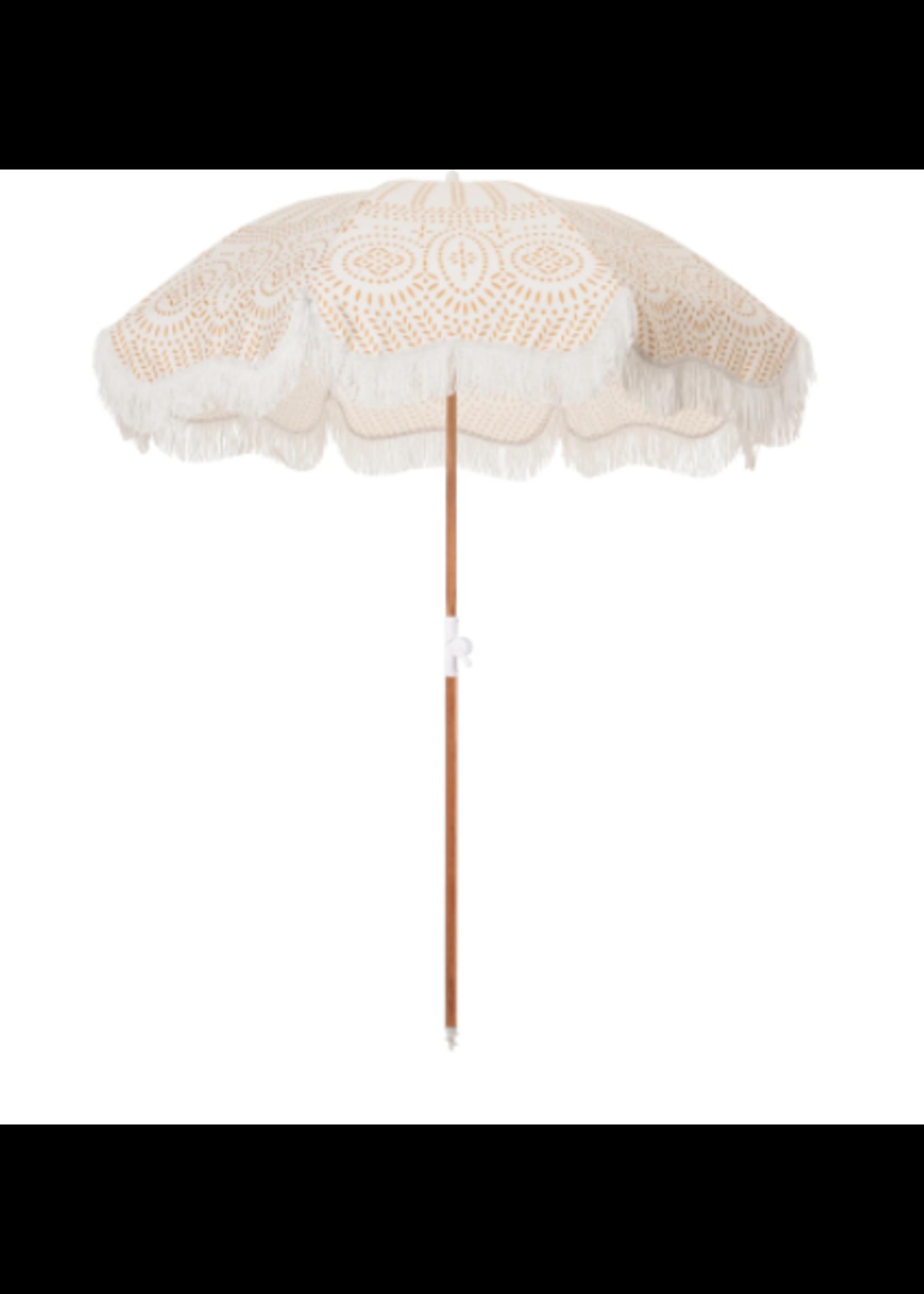 Holiday Beach Umbrella - Eyelet