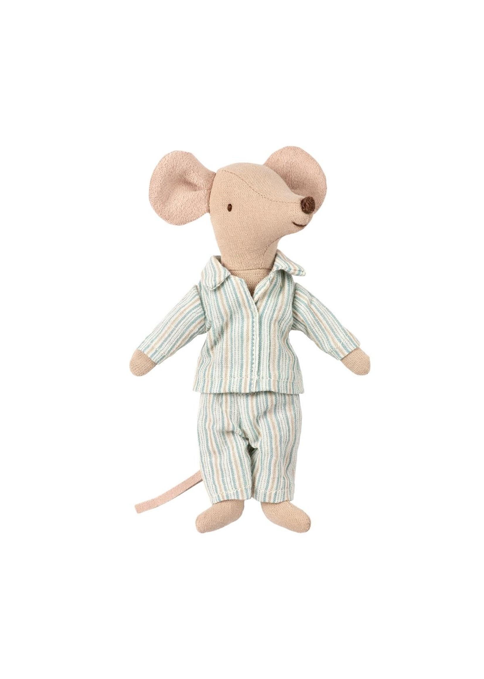 Maileg Big Brother Mouse - Matchbox
