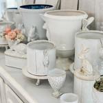 Pots, Vases, Hurricanes & Votives