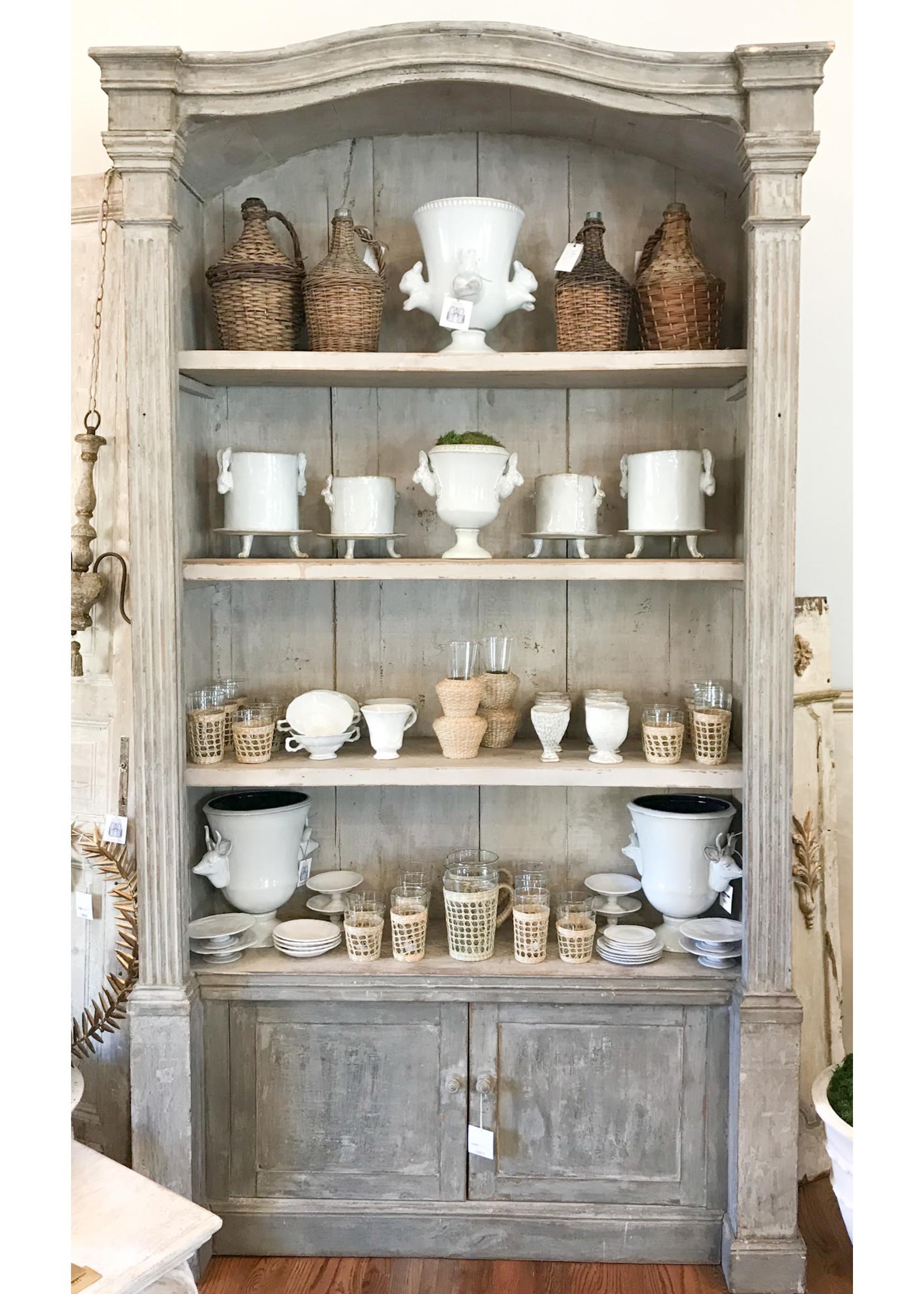 Antique Bookshelf from France
