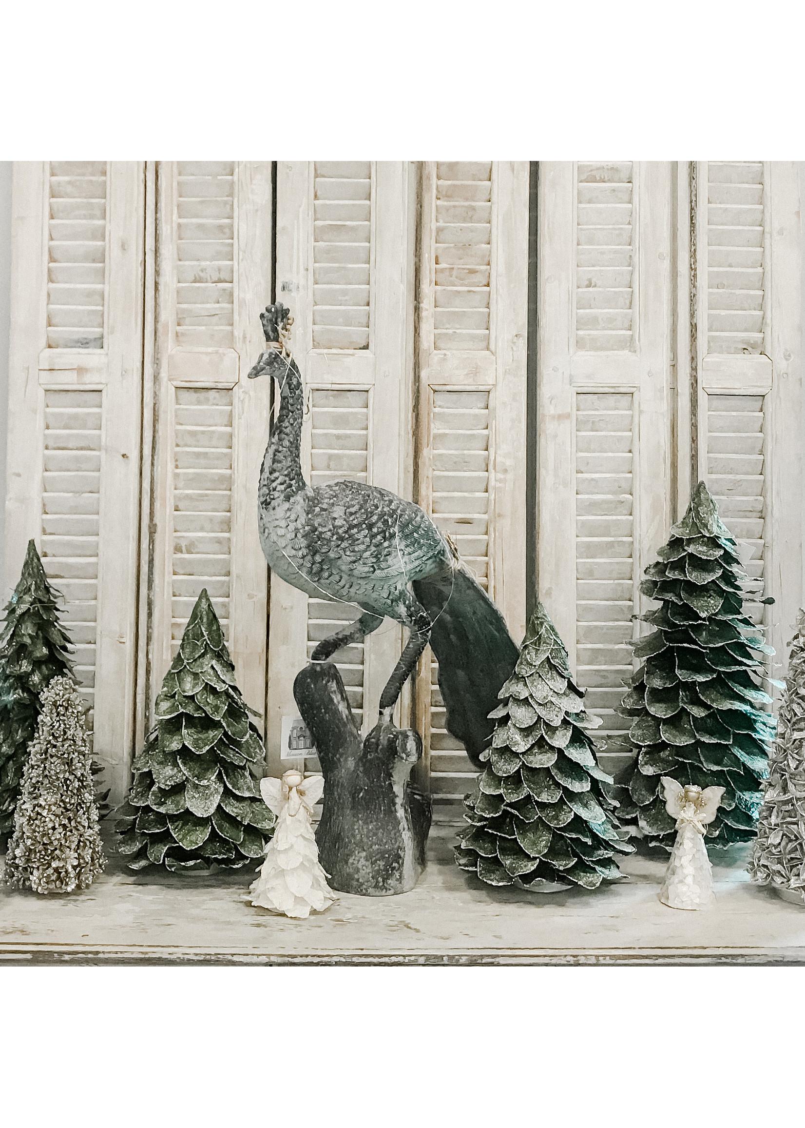 Antique Antique Peacock