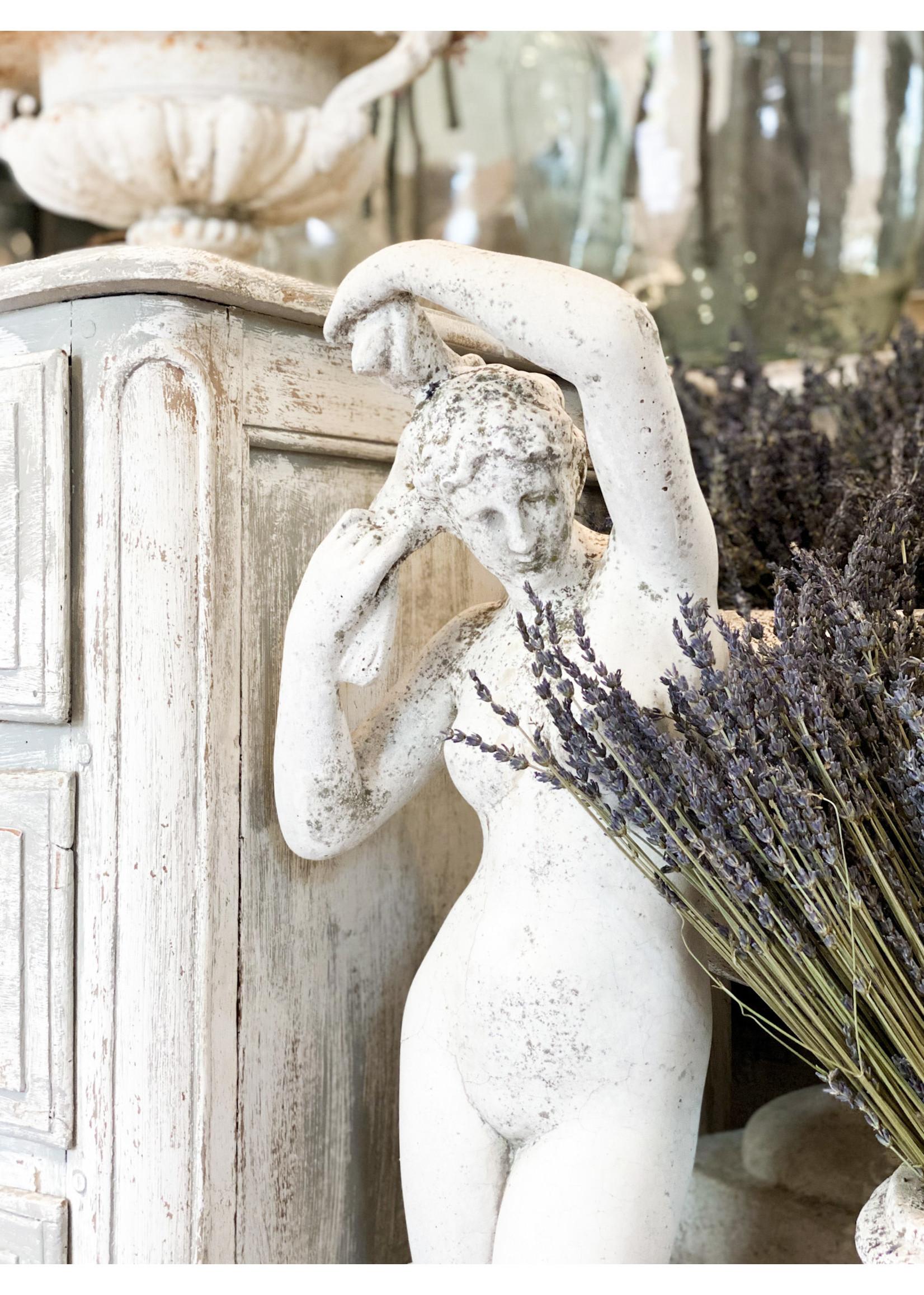 Vintage French Garden Statue