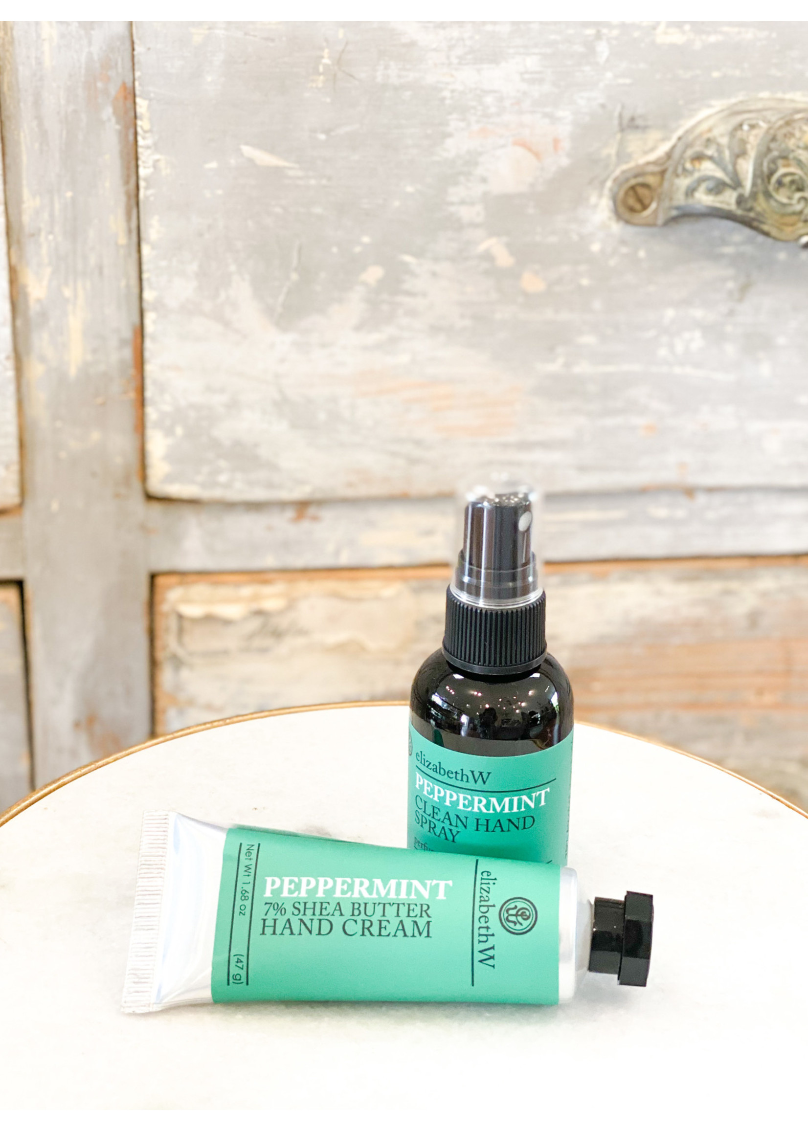Elizabeth W Clean Hand Spray - Peppermint