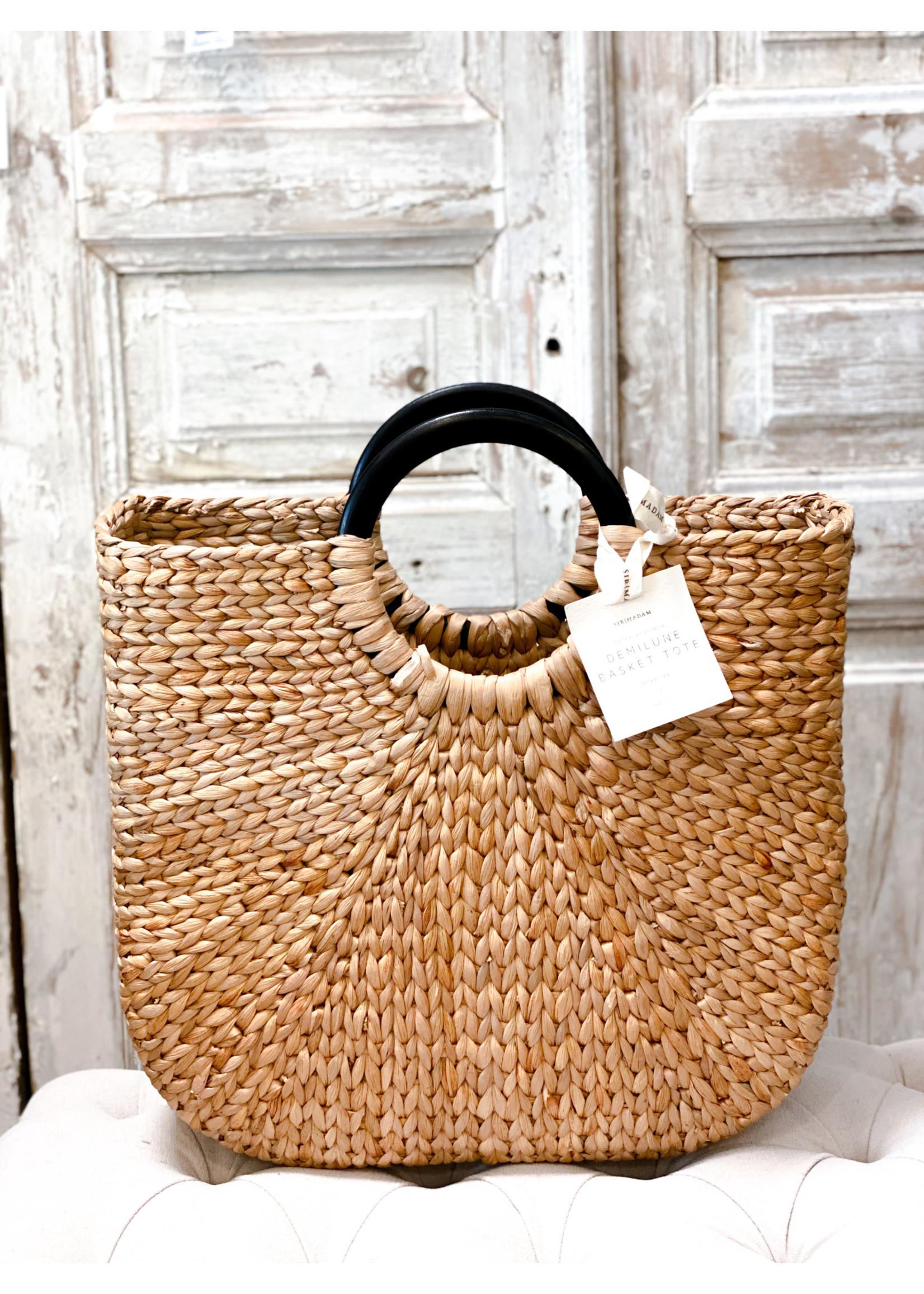 Basket Tote - Large