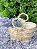 Grass Market Basket