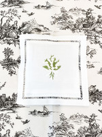 Henry Handwork Lavender Sachet - Lily of the Valley