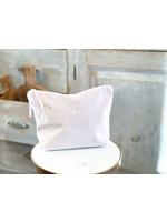 Crown Linen On The Go Bag - Crown - Velvet Pink Medium