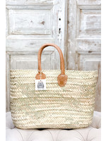 French Market Tote - Small Skinny