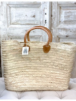 French Market Tote - Large Skinny