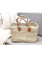 French Market Tote - Casablanca Large