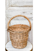 Olli Ella Apple Basket - Little
