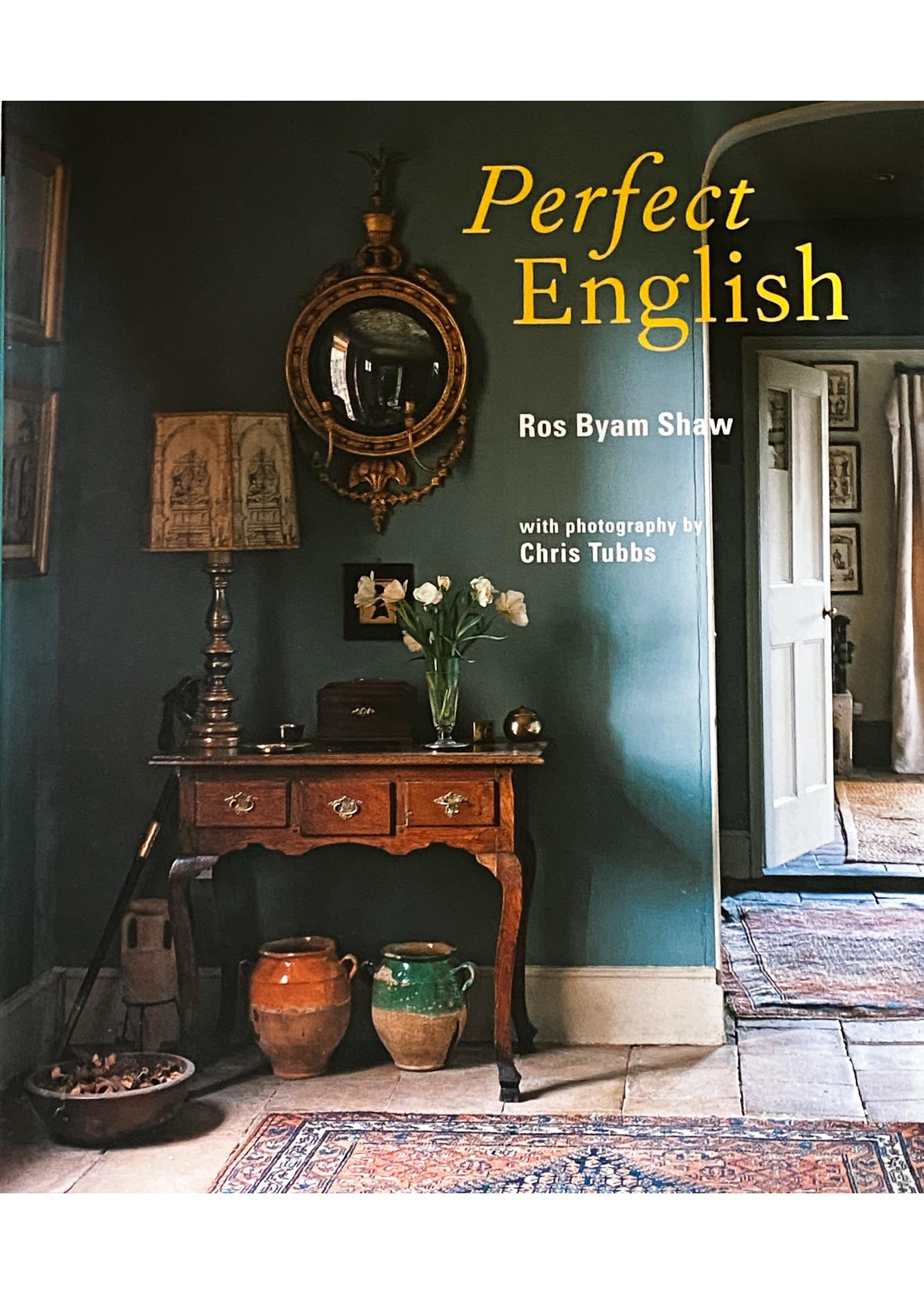 Book - Perfect English