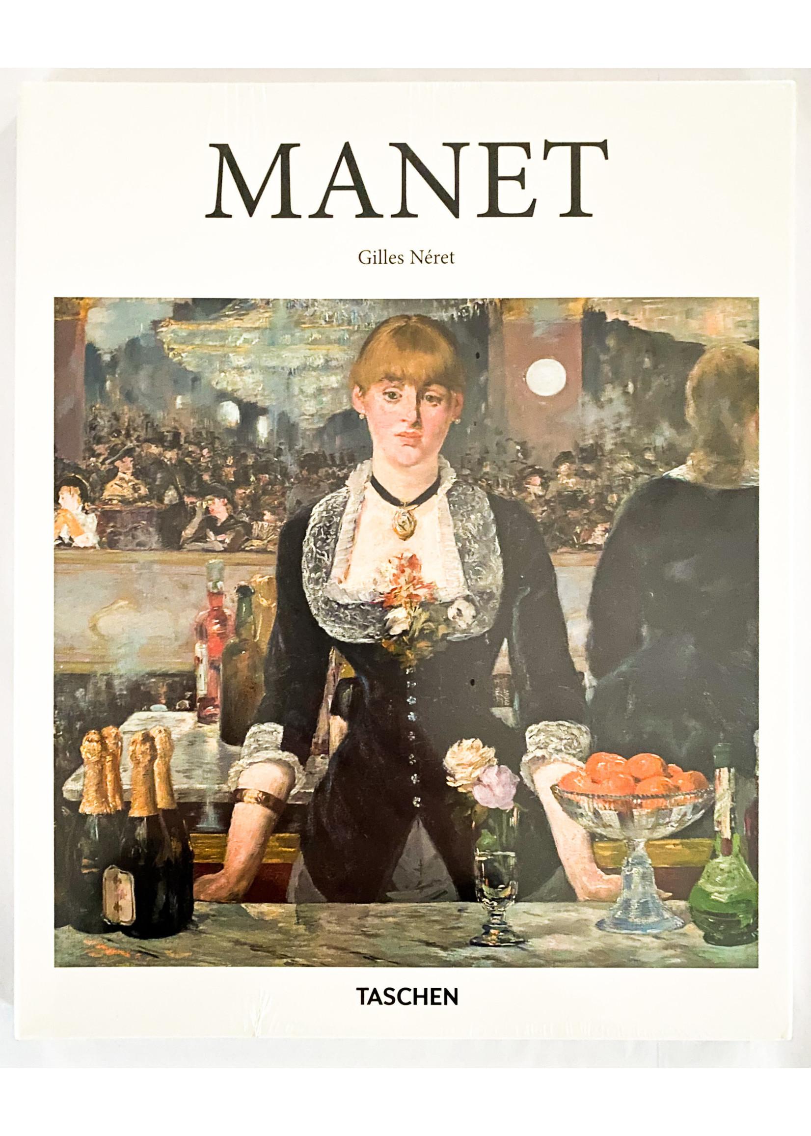 Book - Manet