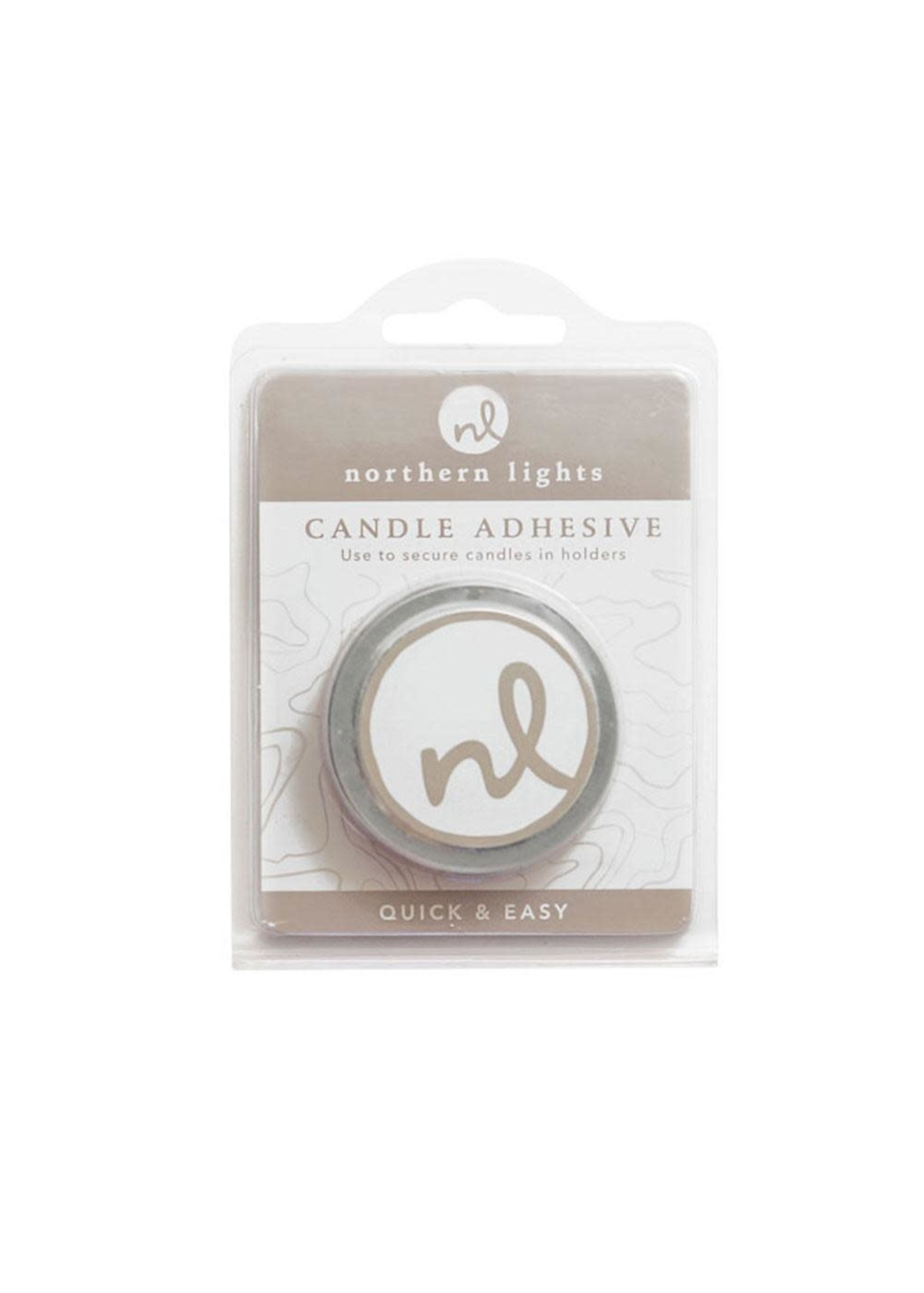 Candle Adhesive