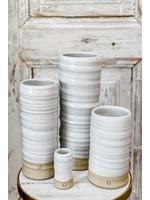 Farmhouse Pottery Trunk Vase