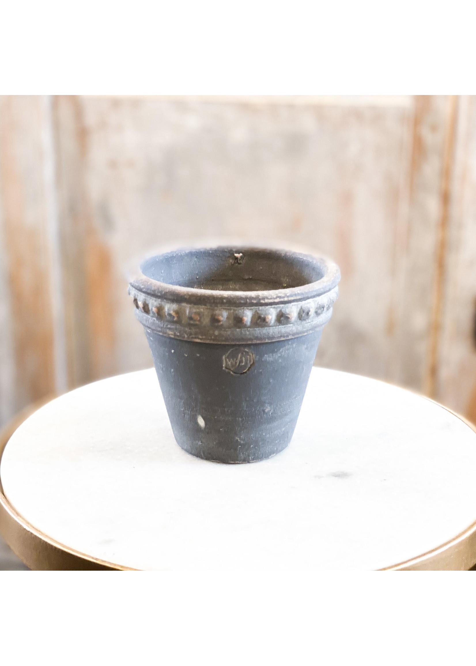 Mini Pot - Grey