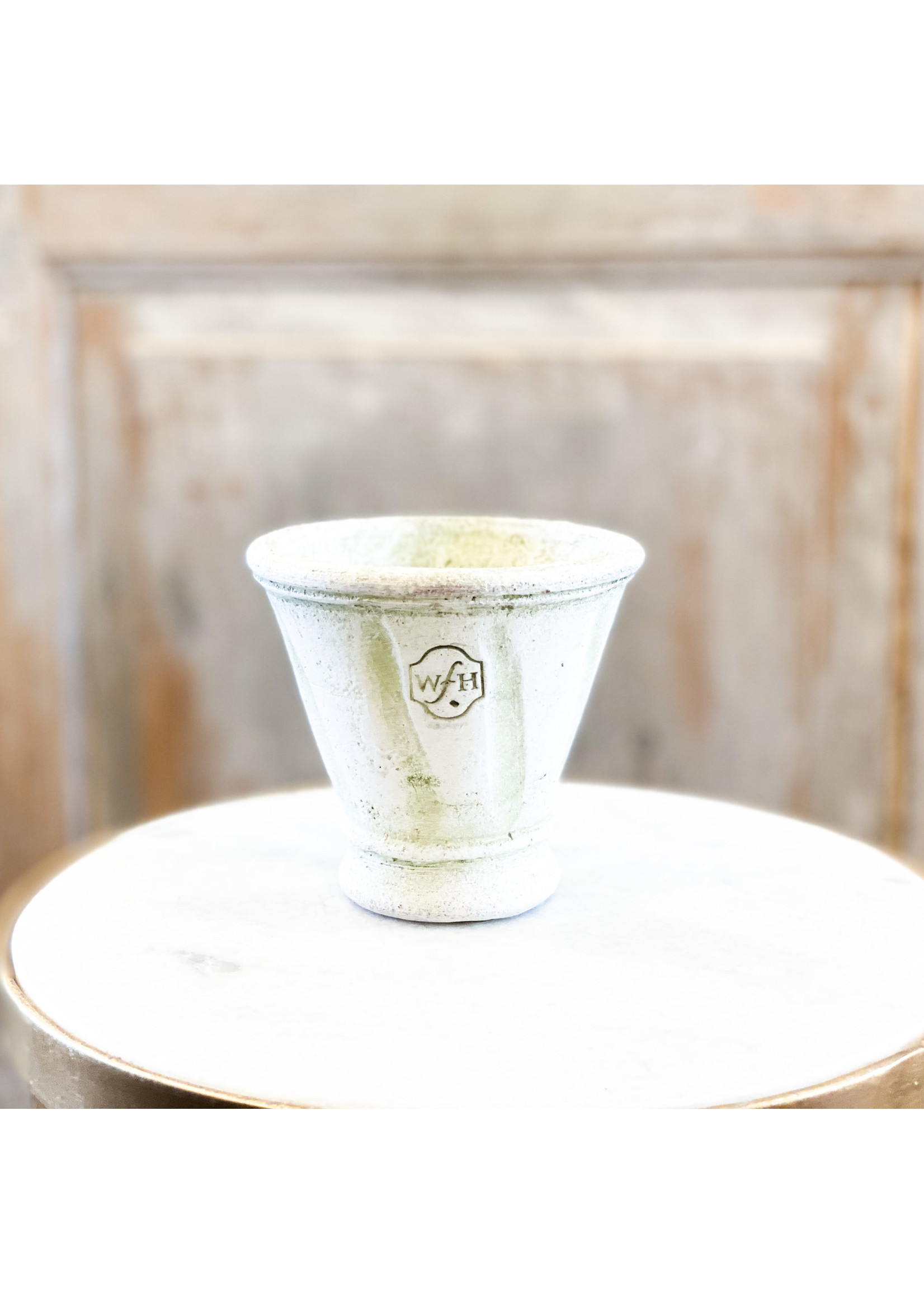 Mini Pot - Weathered White