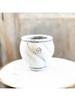 Mini Pot - White