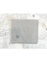 Crown Linen Napkin - Provence Fringe - Natural