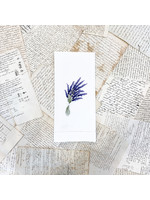 Henry Handwork Towel - Lavender